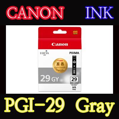 캐논(CANON) 잉크 PGI-29 / Gray / PGI29 / PRO-1 / PRO1