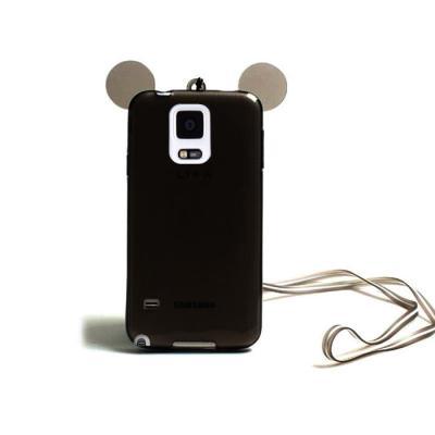 클리어 캔디 젤리 귀요미 동물컨셉케이스(갤럭시노트3)