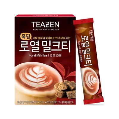 티젠 로열 밀크티 7스틱