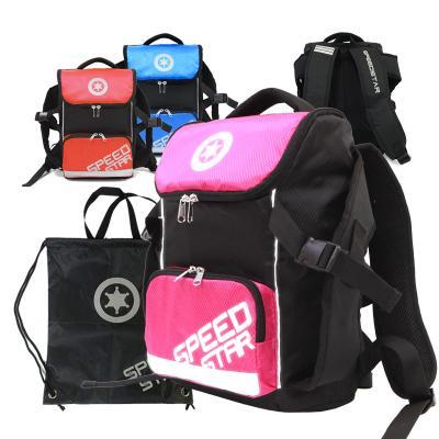 스피드스타 프로 아동용 인라인 가방 보조가방 증정