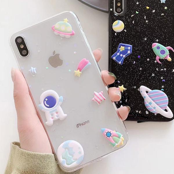 우주선 디비케이스(아이폰7플러스/8플러스)