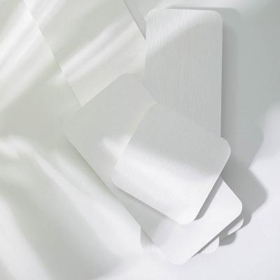 욕실 흡수 화이트 스퀘어 라운드 규조토 코스터 패드
