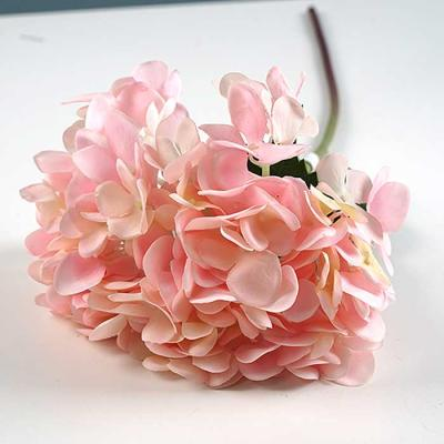 Flower 수국가지 조화 4color 57x18cm CH1701341