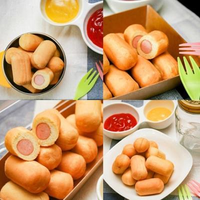 장순필푸드 아이들간식 엄지핫도그 2봉 (400g X 2EA)