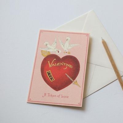 발렌타인카드- Valentine Bird