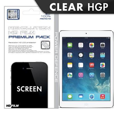 [프로텍트엠/PROTECTM] 아이패드 에어/iPad Air 레볼루션HD 올레포빅 유광 강화액정보호필름