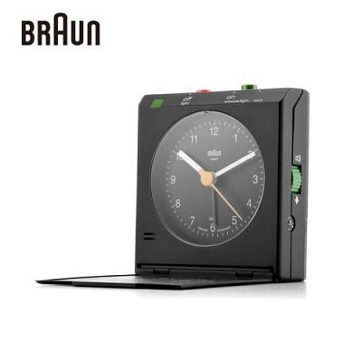 BNC005BKBK 탁상용 알람시계 -블랙
