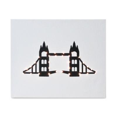 런던브릿지(영국) 캔버스조명 DIY KIT