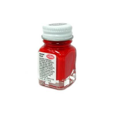에나멜(일반용)7.5ml#1150 무광 빨강