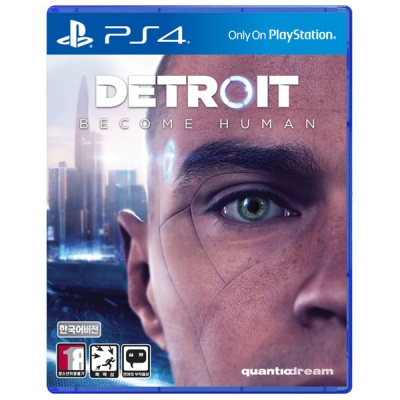 PS4 디트로이트 비컴 휴먼 : DETROIT BECOME HUMAN