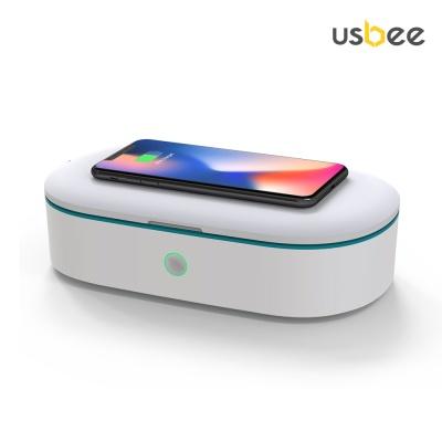 유즈비 UVC 살균 무선충전기 스마트폰 마스크 칫솔