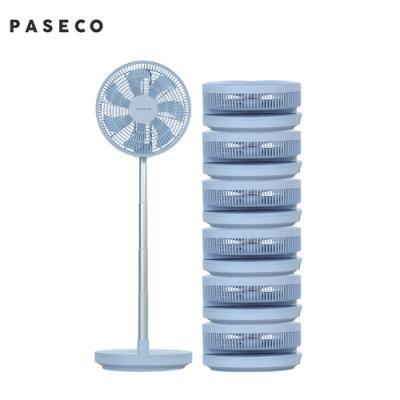 파세코 접이식 폴딩형 9인치 무선 DC팬 블루
