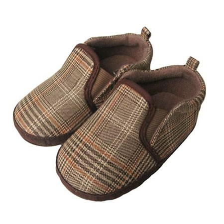 for Baby Check Boat Pram Shoes103898 (6-18개월)