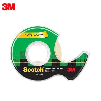 3M 스카치 매직테이프 810D (18X30) [00031763]