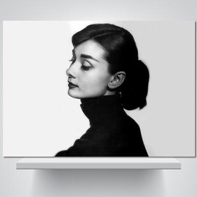 Graceful Hepburn - 감성사진 폼보드 액자