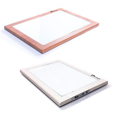 아트라이트 옵티마 LED 라이트보드 밝기조절기능 애니메이션 만화용품 슬림형 라이트박스