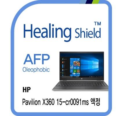 HP 파빌리온 X360 15-cr0091ms 올레포빅 액정필름 1매