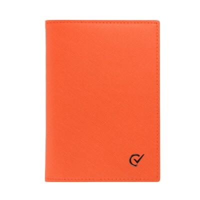 여권 지갑 GS 402 오렌지 (이노웍스)