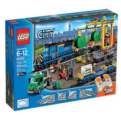 LEGO / 레고시티 / 60052 화물 수송열차