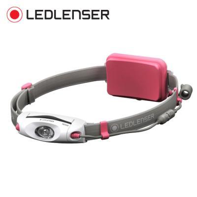 LEDLENSER NEO6R 충전용 헤드랜턴_핑크