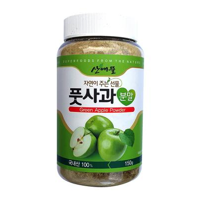 괴산 김종태 농부 자연농푸드 풋사과분말 150g