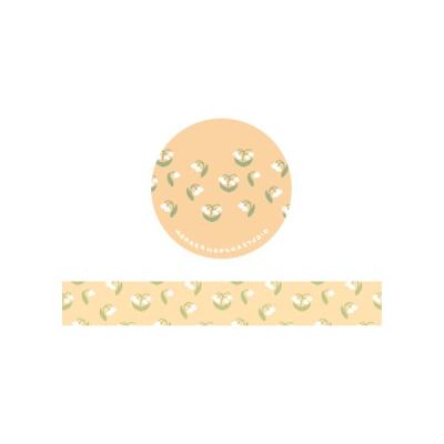방울꽃 마스킹테이프