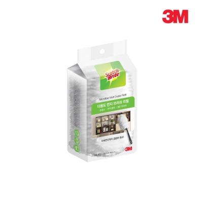 3M 뉴 다용도먼지브러쉬 리필 (4R)