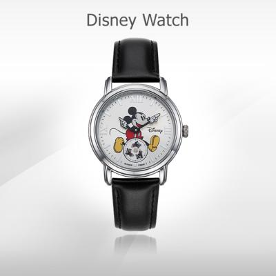 디즈니 가죽시계 OW139BKW 공식판매처 정품