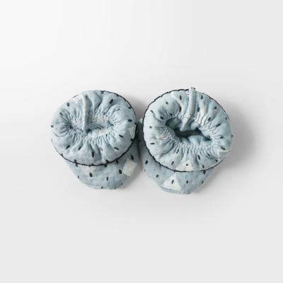 [메르베] 줄무늬속다이아 신생아발싸개_겨울용