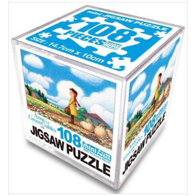 [학산문화사] 빨강머리 앤 직소퍼즐 108p 미니: 여행