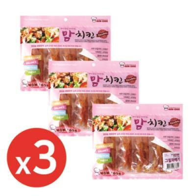 맘쿡(300g) 그릴꽈배기 x3개 강아지간식