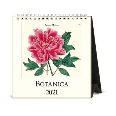 2021년 데스크캘린더 Botanica