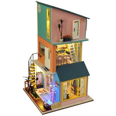 DIY 미니어처하우스 캐노피 하우스