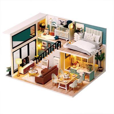 DIY 미니어처하우스 패밀리 라이프