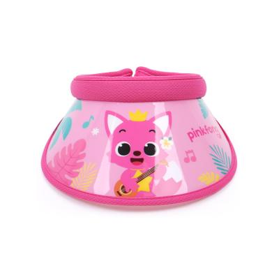 핑크퐁 핑크퐁 썸머 썬캡