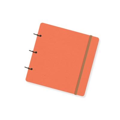 Open book 스크랩북 (m)_tomato