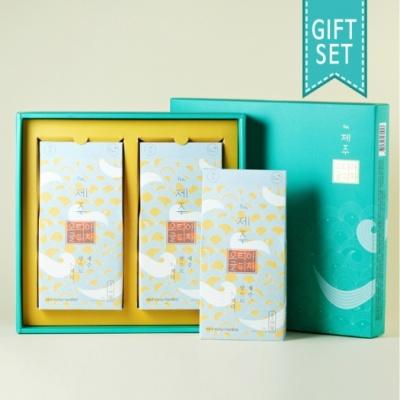 제주 오티아 귤피차 선물세트 (42g x 2개)