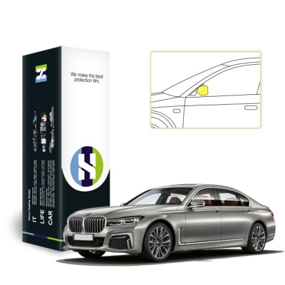 BMW 7시리즈 2019 PPF 필름 사이드미러 세트