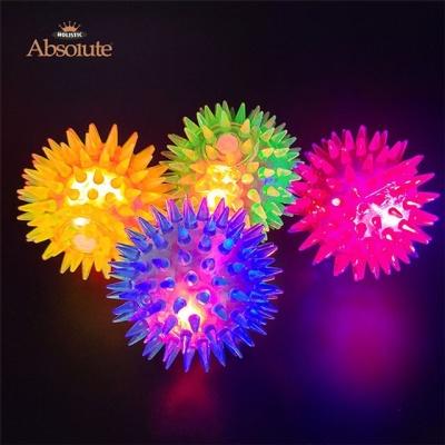 반려동물 토이 놀이 앱솔루트 LED 돌출공 색상랜덤