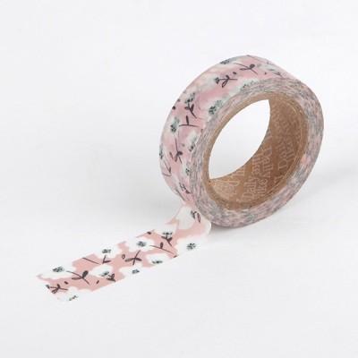 마스킹테이프 - 19 soft flower