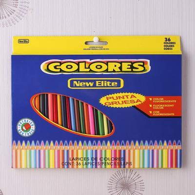 (와인앤쿡)36색 칼라 색연필  1세트