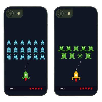 아이폰7플러스케이스 우주게임 스타일케이스