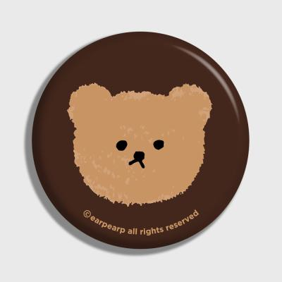 Dot big bear-brown(거울)