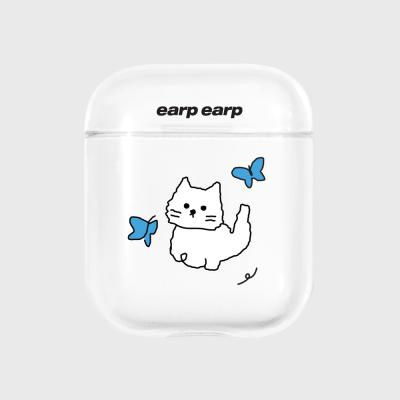 Awesome cat-clear(Air pods)