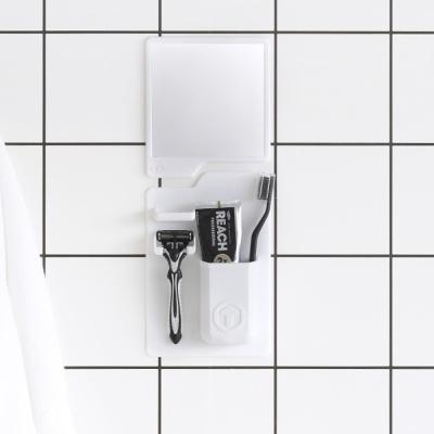 [바이홈] Tooletries 실리콘 칫솔&면도기홀더