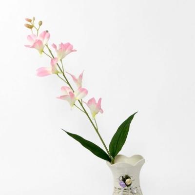 서양란 조화 핑크 조화인테리어 꽃송이조화