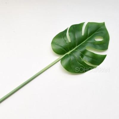 몬스테라 잎 조화 소