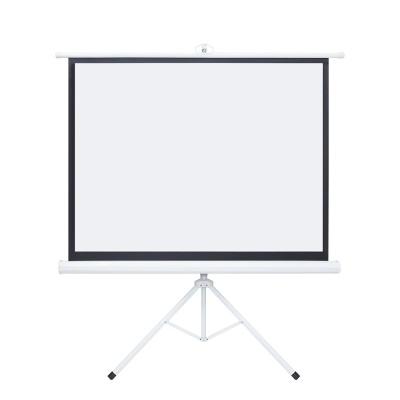 빔프로젝터 스크린 / 포터블 스탠드형 84형 LCIH013