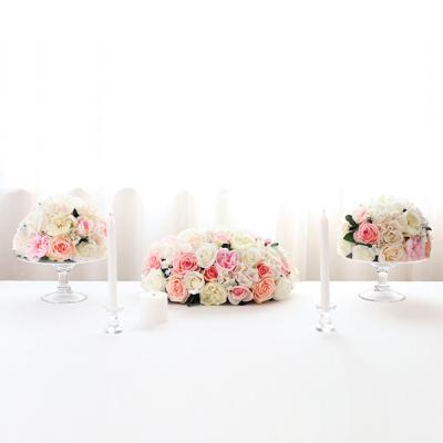 이자벨 꽃볼 사방화 핑크