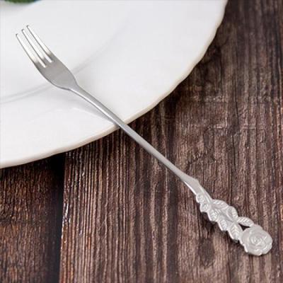빈티지 테이블 로즈 티포크 1개